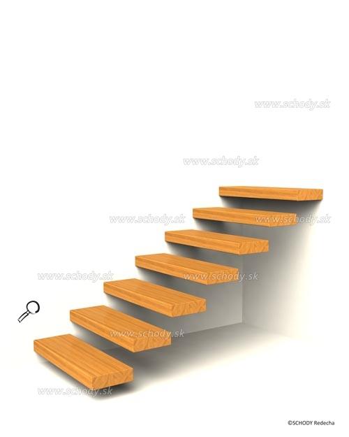 konstrukce schodiste schody XI