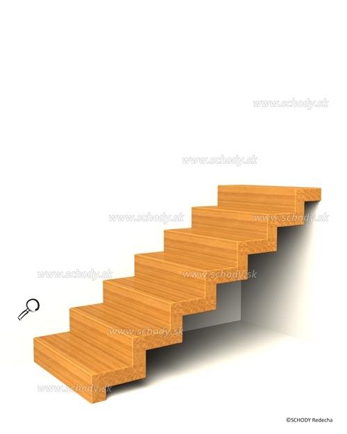 konstrukce schodiste schody XII