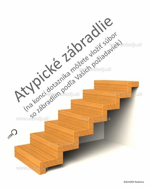 atypicke schody XIIA
