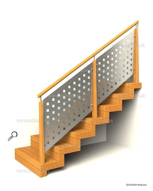 zubate schody XIIC7