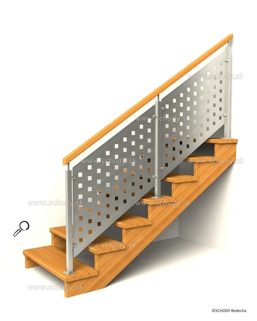 drevene schodiste schody IIJ7