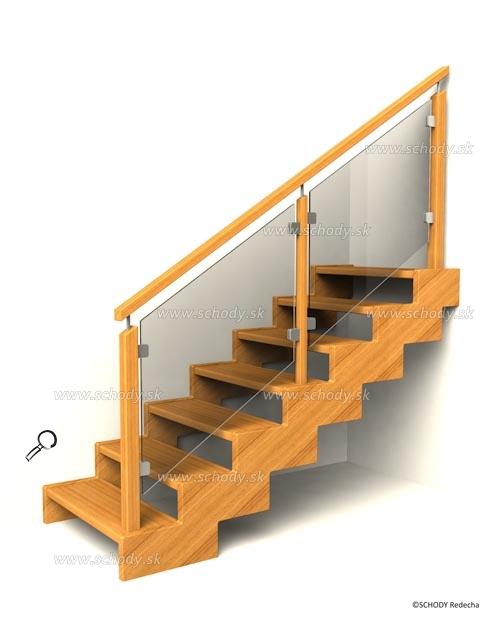zubate schodisko schody IIIB6
