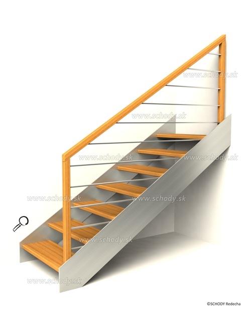 antikora schody IVH4