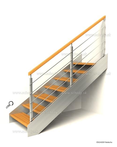 antikora schody IVJ1
