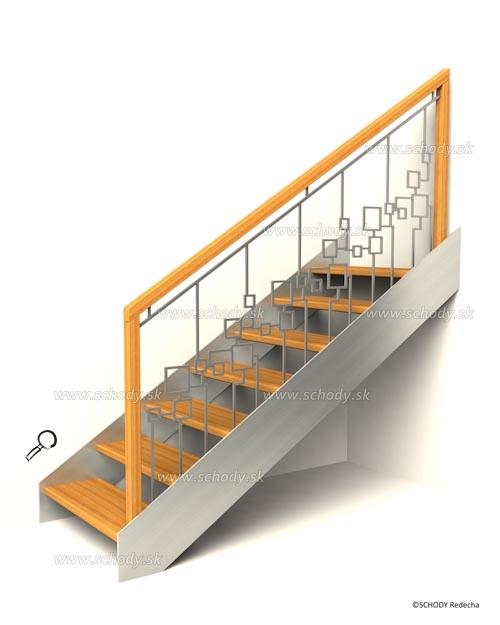 antikora schody IVL