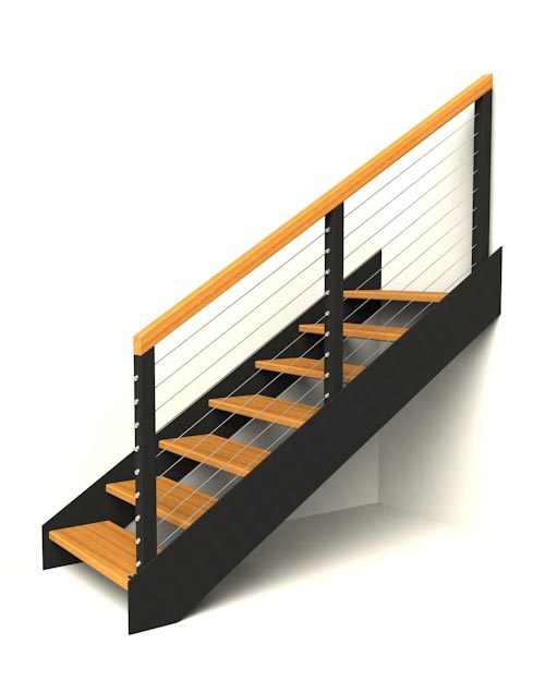 antikora schody IVN
