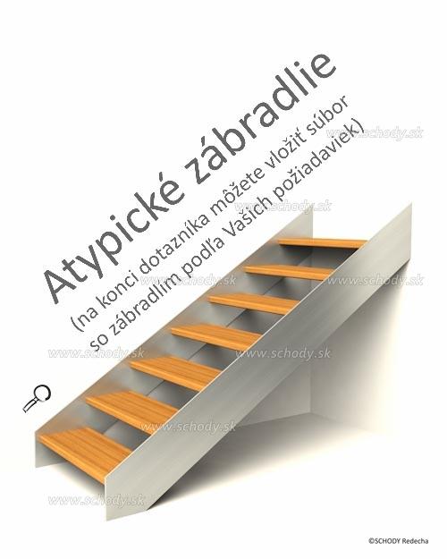 atypicke schody IVA