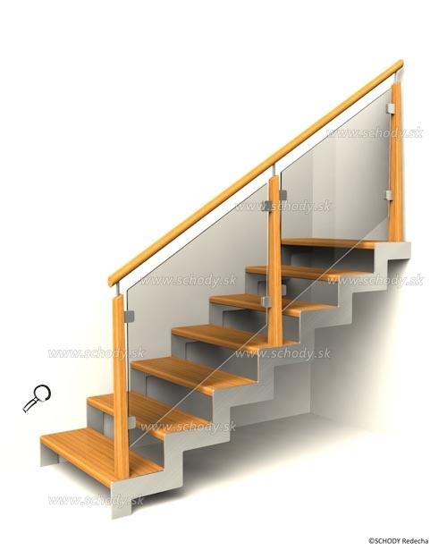 nerezove schody VC6