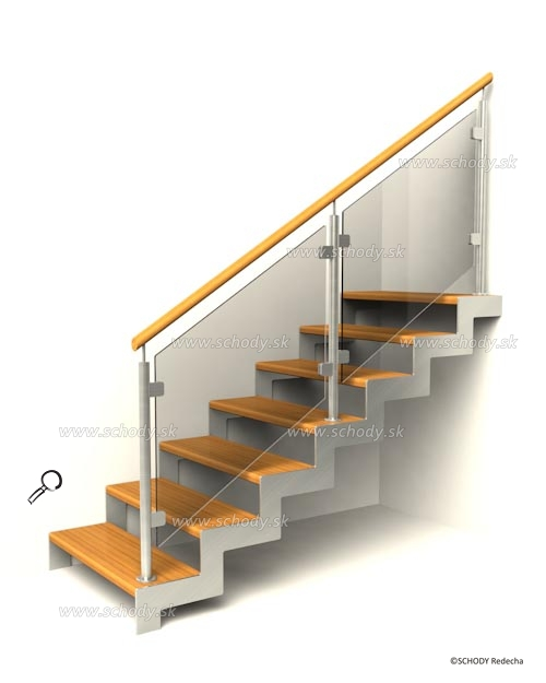 nerezove schody VD6