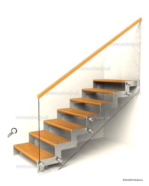 nerezove schody VS