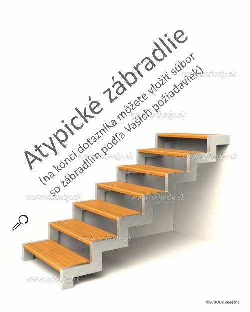 atypicke schody VIA