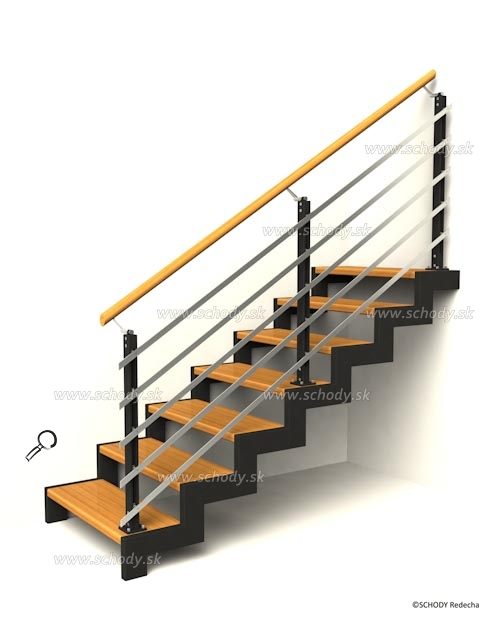 kovove schody VIM